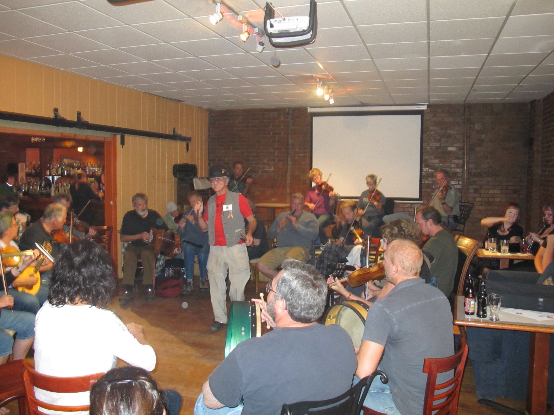 SPF11 Session at THE HUB La Veta Inn