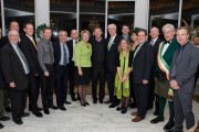 Irish Ambassador Michael Collins visits Colorado