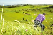 Golf Portstewart golf course, Co. Londonderry