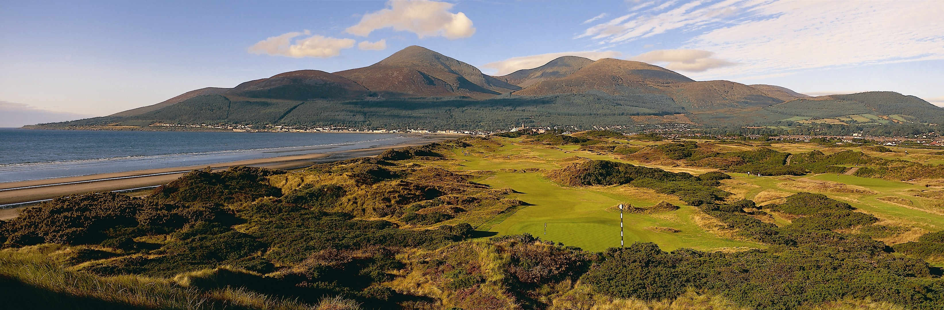 Di Golf Royal County Down 1 Celtic Connection
