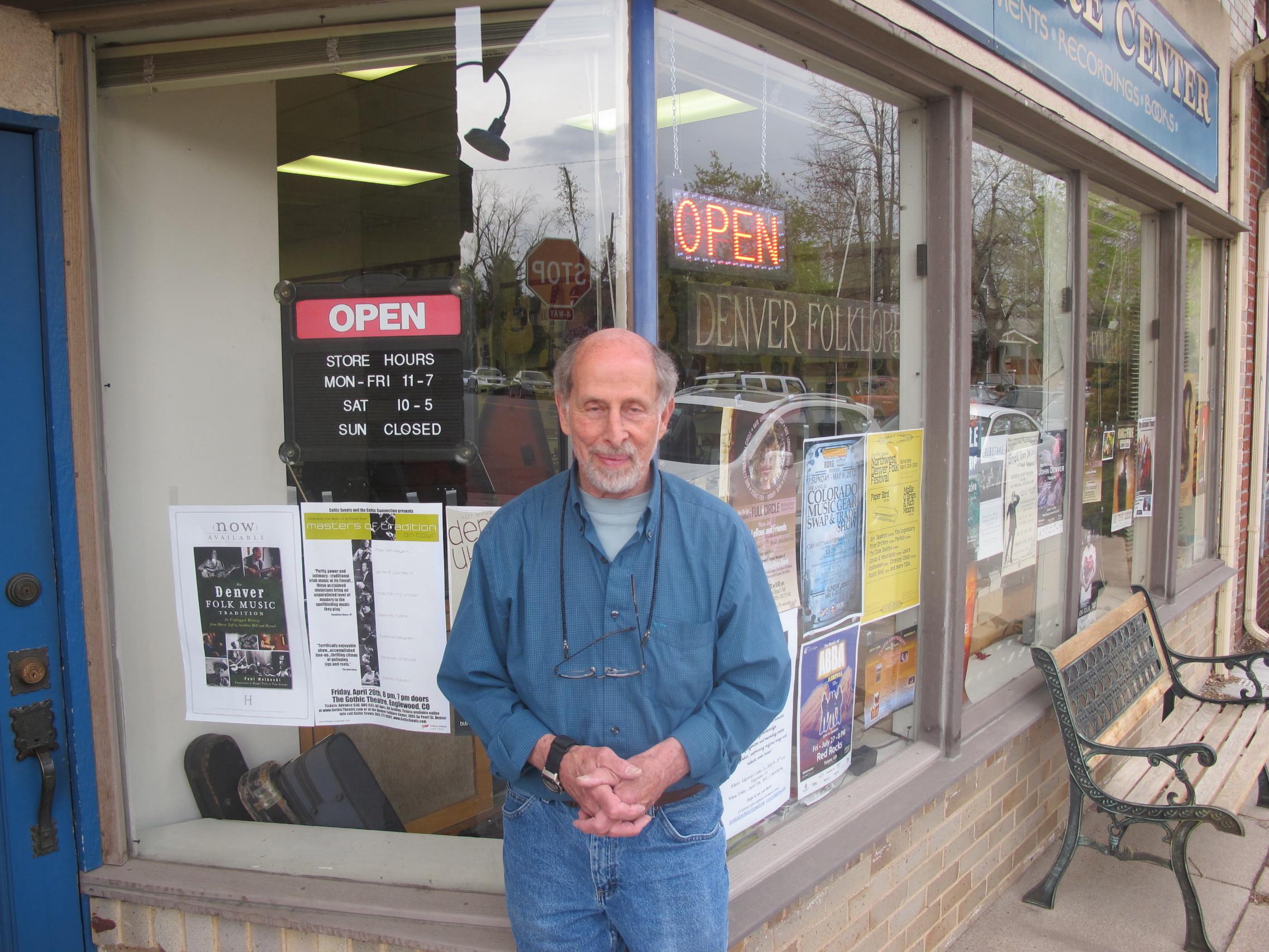 Harry Tuft storefront 2
