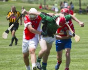 Denver Gaels Hurling green and red Web