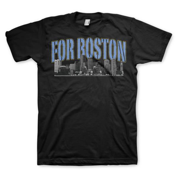 dkm for Boston shirt