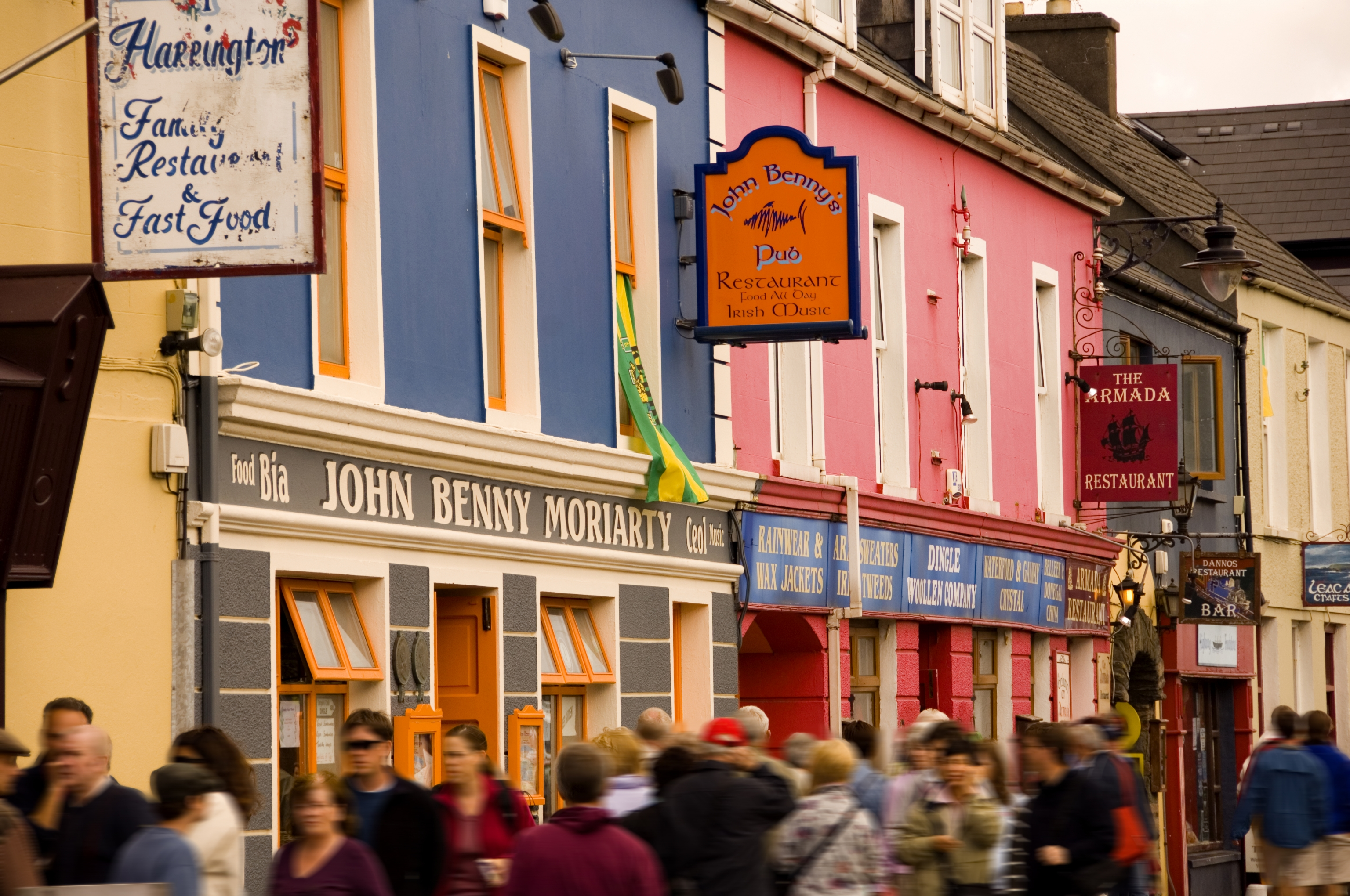 Tourism Dingle