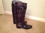 October 13 CC Fern wellies