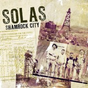 """SHAMROCK CITY"" PACKS A BIG PUNCH  - SOLAS Music By Cindy Reich"