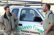 June 14 CC Paint1_Ben Reder and Andrew Toole