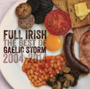 Gaelic Storm Full Irish CD cover