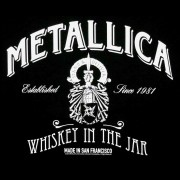 metallica-whisky