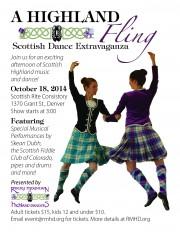 Highland fling 2014