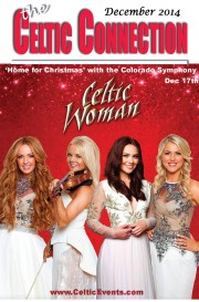 cccenterprogramback - Celtic Woman Home For Christmas