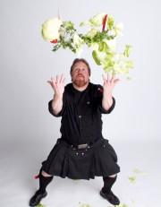 Eric McBride 2013 Food juggle