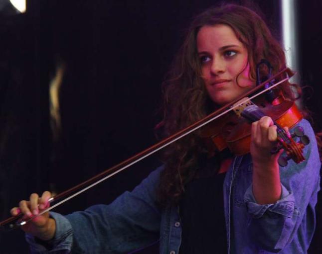 Carlos Nunez violinista antia-ameixeiras