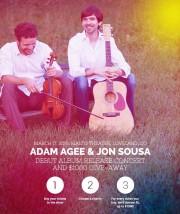 Adam and Jon St. Patrick's Day concert