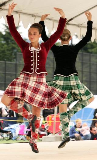 July 15 CC CSF Highland dancers