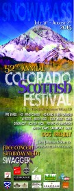 Colorado Scottish Festival Moves to Snowmass Village July 31-Aug2
